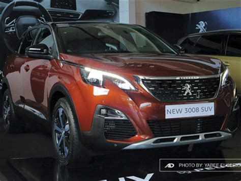 peugeot cars philippines price list peugeot 3008 for sale price list in the philippines may