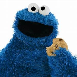 Happy Birthday Cookie Monster! Martha Stewart