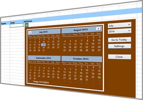 Datepicker Html Template by Download Microsoft Excel 2016 Date Picker Gantt Chart