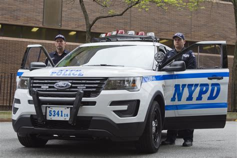 Cop Cars by Senate Secures 4m To Bulletproof Nypd Cop Cars