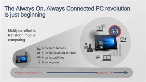 qualcomm announces snapdragon 850 for always connected windows 10 pcs