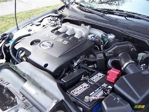 2005 Nissan Altima 3 5 Se 3 5 Liter Dohc 24 Valve V6