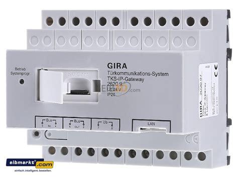 gira ip gateway eibmarkt tks ip gateway 5 lizenzen 262097