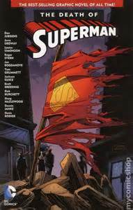 Superman Death Comic Book