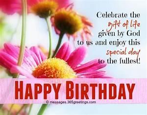Christian Birthday Wishes, Religious Birthday Wishes ...