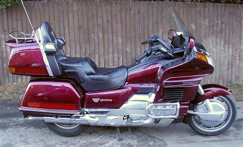 Honda Goldwing Image by Honda Goldwing 1500 Image 61