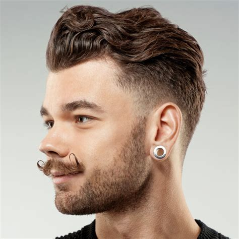 Cool New Hairstyles for Men with Wavy Hair