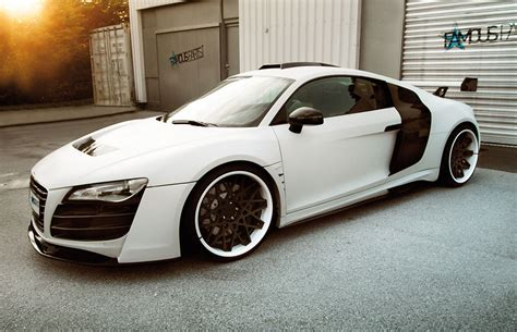 Audi R8 Widebody By Famous Partstuningcult