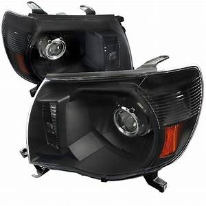 Xtune Lights Spec D Tuning 2lhp Tac06jm Rs Toyota Tacoma Projector