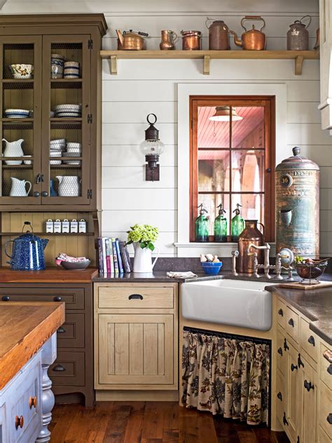 vintage kitchen decor ideas  designs