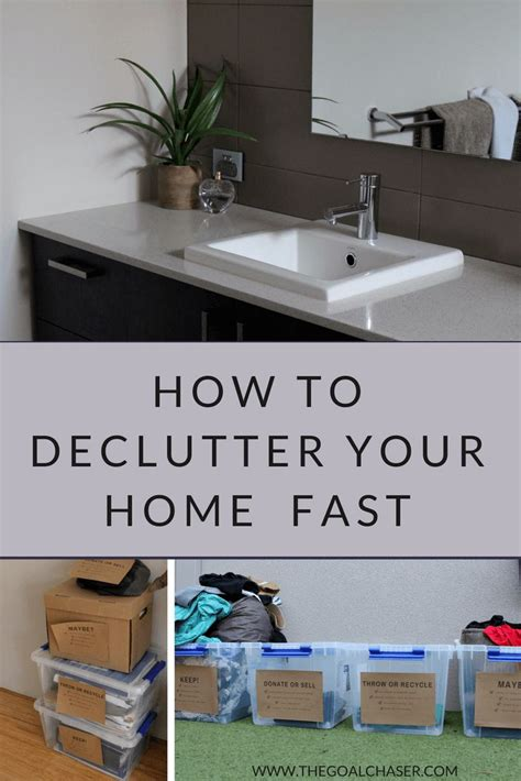 how to declutter your home fast 2739 best busy mom life images on pinterest cleaning check lists cleaning checklist and
