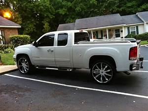 Gmcrider26scrd 2008 Gmc Sierra 1500 Extended Cabsle Pickup