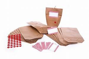 Basteln Mit Papiertüten : 90 teile geschenkt ten set adventskalender basteln mit 25 ~ A.2002-acura-tl-radio.info Haus und Dekorationen