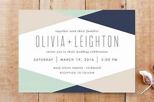 17 best ideas about modern wedding invitations on With wedding invitation printing methods