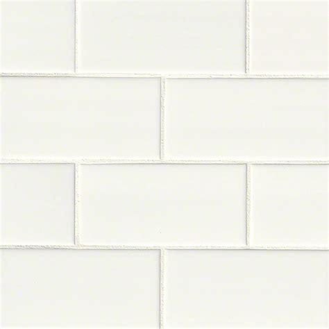 White Subway Tile 3x6  Subway Tile  White Tile Collection