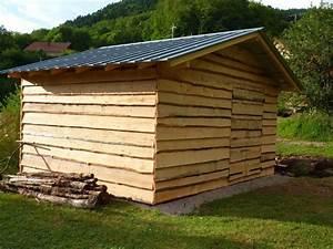 Construire Cabane De Jardin : comment construire un cabanon les cabanes de jardin ~ Zukunftsfamilie.com Idées de Décoration
