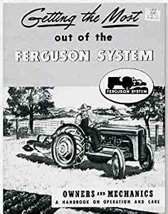 1950 51 Ford 8n Tractor Wiring Diagrams : ford 2n 9n 8n tractor ferguson system implement owners ~ A.2002-acura-tl-radio.info Haus und Dekorationen