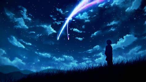 Makoto Shinkai Wallpaper Hd Kimi No Na Wa Images Kimi No Na Wa Wallpaper Hd Wallpaper And Background Photos 40144896