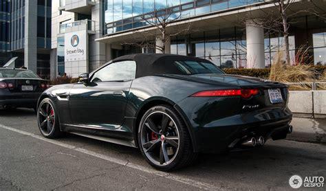 Jaguar F Type S Convertible by Jaguar F Type S V8 Convertible 13 April 2015 Autogespot