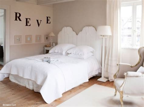 chambre parentale romantique chambre romantique stickers dèco maison
