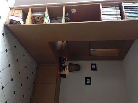 meuble sur cuisine meuble de rangement servant de séparation entre cuisine et