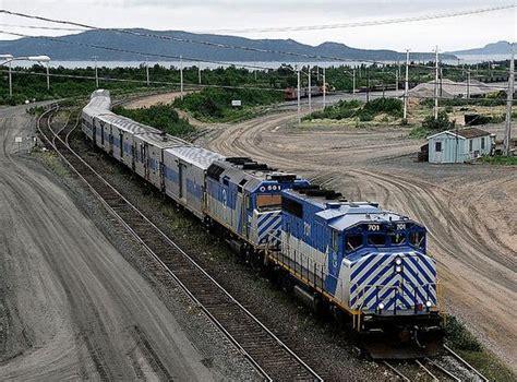 Tshiuetin Rail Transportation (sept Iles, Quebec) Top