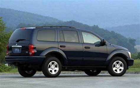 2004 Dodge Durango Towing Capacity Specs