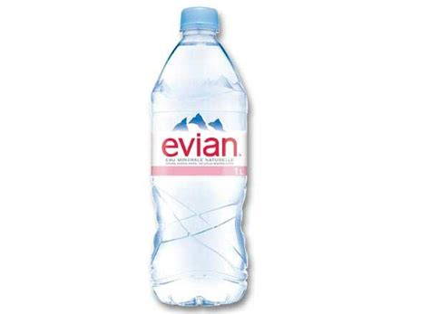 bureau evian eau plate en bouteille 1 l evian boissons froides