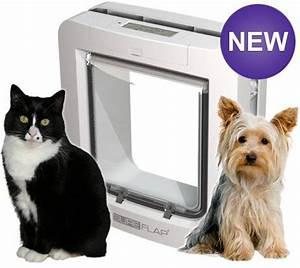 sureflap microchip pet door catcetera With microchip dog door extra large