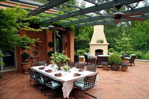 Decorating Ideas Terrace by 100 Design Ideas For Patios Roof Terraces And Balconies