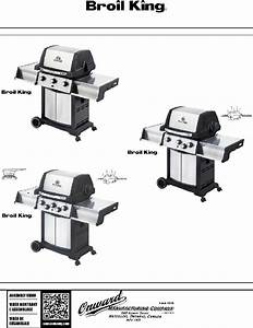 Broil King Sovereign Xl 90 Grill Assembly Manual  U0026 Parts