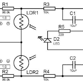 Pdf Potentiometer Simple Light Dependent Resistor