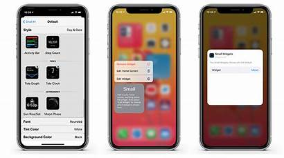 Ios Screen Widgetsmith Iphone Widgets Customize Own