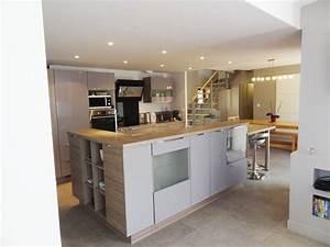 ilot central 6 conseils pour jouir dune cuisine With cuisine fonctionnelle et ergonomique
