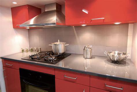 cuisine laqu馥 taupe cuisine blanc gris taupe