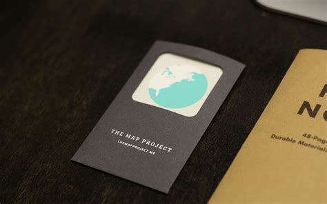 fpo  map project business cards