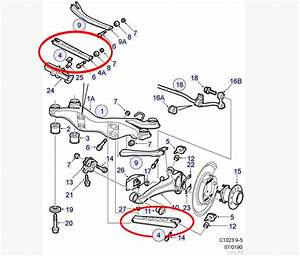 Fix Your Saab 9-5 U0026 39 S Rear Camber Issues