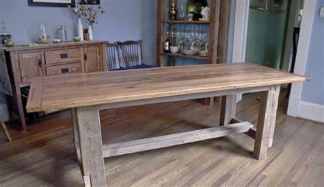 Tisch selber bauen  über 80 kreative Vorschläge