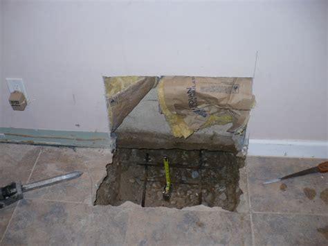 Excavating The Basement  Jama House