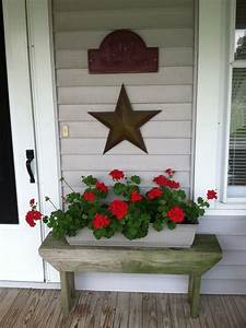 """25 DIY Decorating Ideas to """"Spring"""" Up Your Front Porch"""