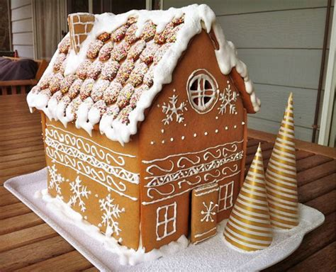 Decorating Ideas Gingerbread Houses by Lovely Gingerbread Houses B Lovely Events
