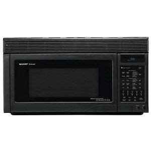sharp r1875t 850w the range convection microwave 074000610170 74000610170 ebay