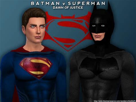 Batman V Superman Set By Amiswift At Tsr » Sims 4 Updates