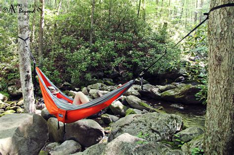 Eno Hammock Pictures by Appalachia Beyond Gear Review Eno Nest Hammock