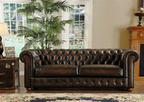 Chesterfield Settee by Chesterfield Sofa Singapore Chesterfield Style Sofa