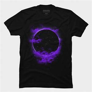 Black Hole T Shirt By EvilGeniuses Design By Humans