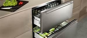 Refrigerateur Sous Plan De Travail : am nagement petite cuisine id es pour gagner de la place ~ Farleysfitness.com Idées de Décoration