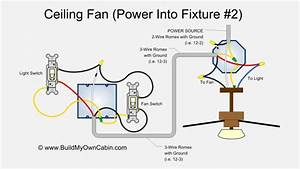 Ceiling Fan Wiring - Electrical
