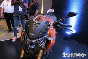Modifikasi Honda Cb150r Street Fighter  Pakai Kaki