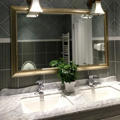 bathroom mirror ideas     homesfeed